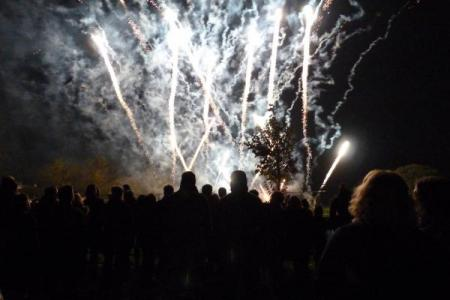 Lambeth Fireworks lights up Brockwell Park on Saturday 3rd November