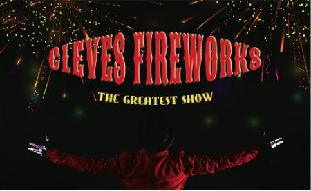 Cleves Fireworks - The Greatest Show