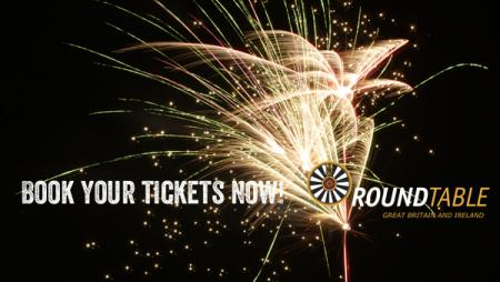 Fireworks - Book your tickets now