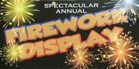 Horwich Fireworks Display
