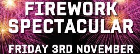 Romford and Gidea Park Rugby Club Fireworks Spectacular