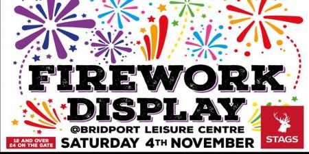 Bridport fireworks display 2017