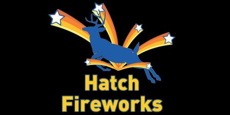 Hatch firework display