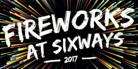 Sixways fireworks display 2017